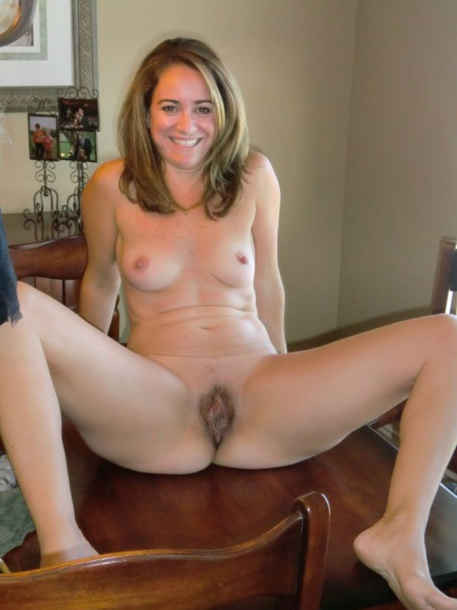 Hot milf naked super