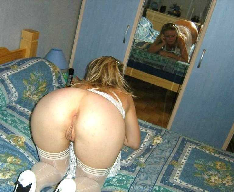 Real big ass mom