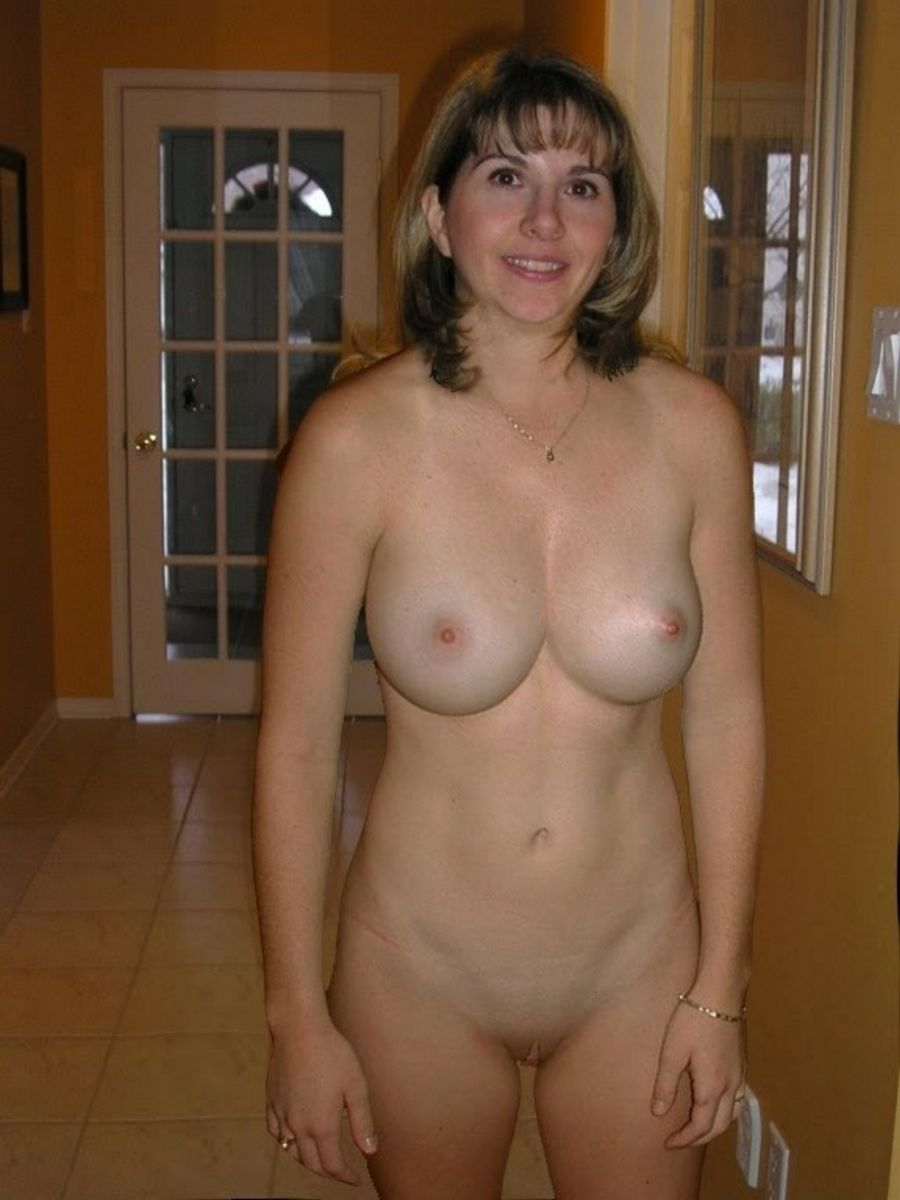 Are hot horny milfs naked